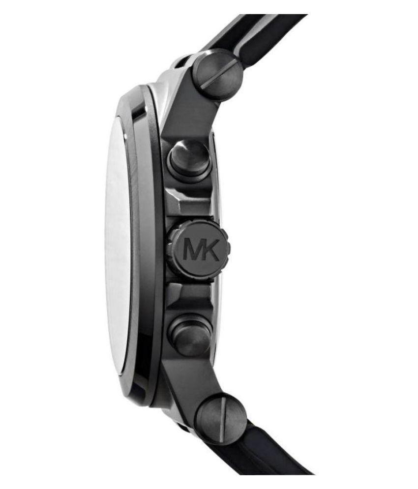 527dcc068103 Noctem Analogue Black Dial Men s Watch - MK8152 Price in India  Buy ...