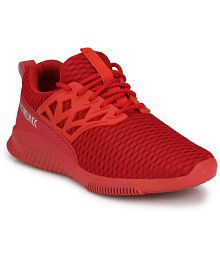 75105d59209 Afrojack Sneakers Red Casual Shoes