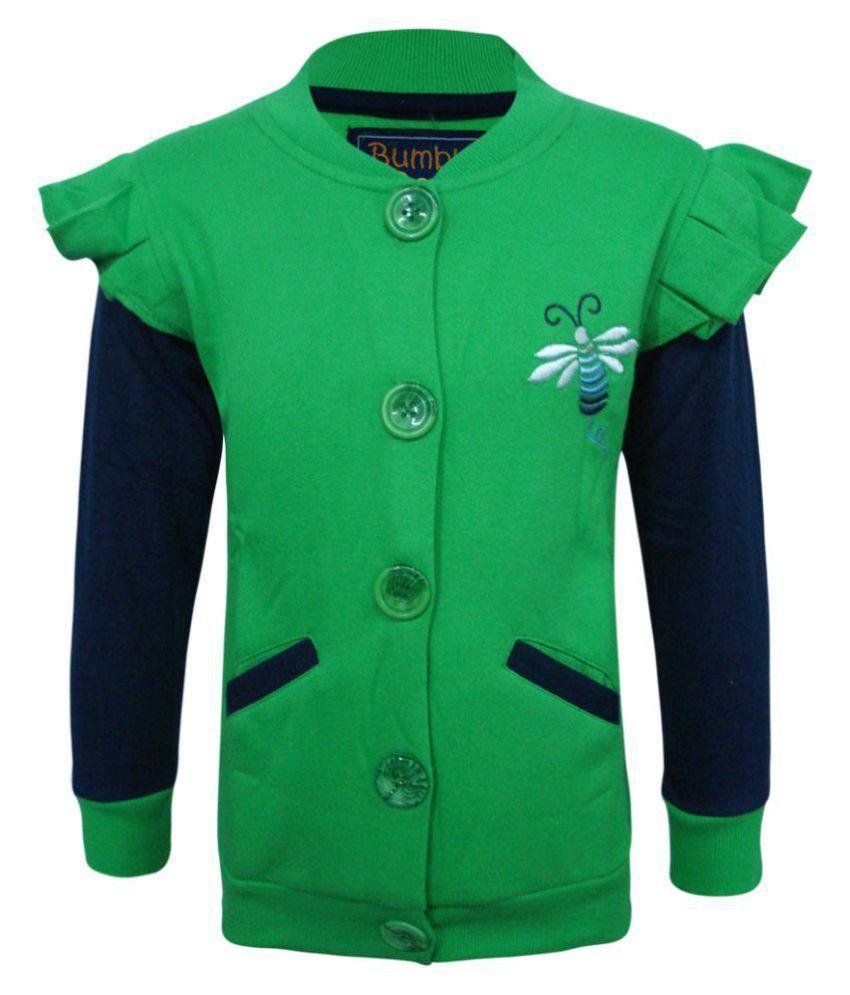 Kothari Green Sweatshirt