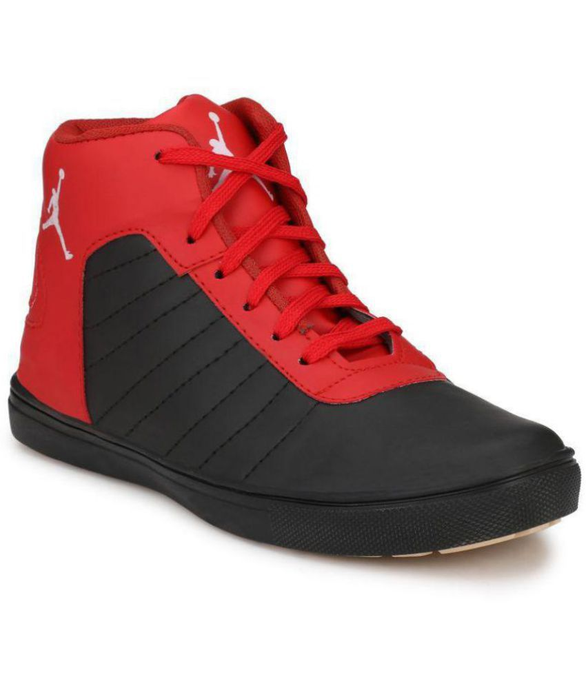 Rayland Red Duck Boot