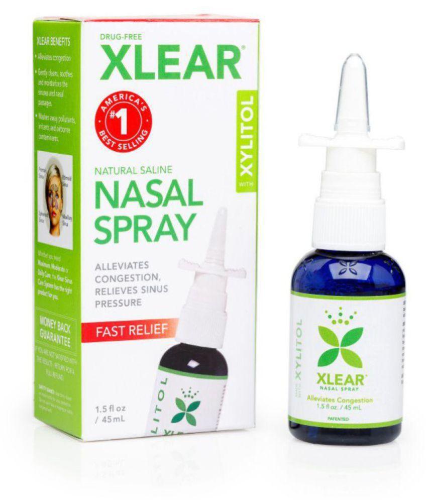 Xlear Inc Plastic Nasal Aspirator ( 1 pcs)