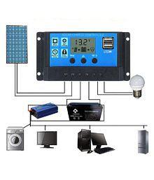 CALDIPREE 30A PWM Solar Charge Controller