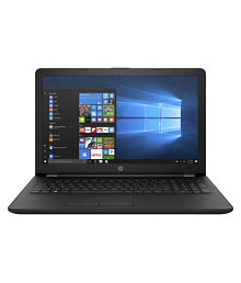 HP 15 15-BW548AU Notebook AMD APU E2 4 GB 39.62cm(15.6) Windows 10 Home without MS Office Not Applicable Black