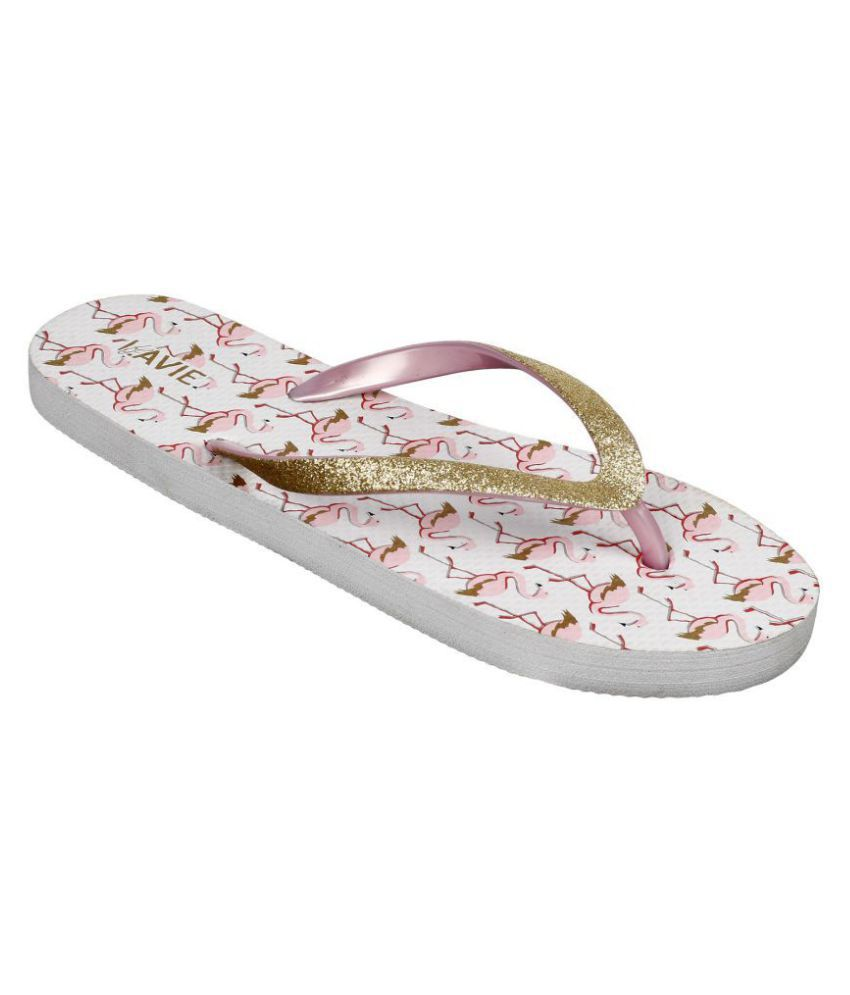 ac99fc489eb Lavie Pink Slippers Price in India- Buy Lavie Pink Slippers Online at  Snapdeal