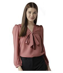 ce0a65fd4 Peach Tops for Women - Buy Peach Women Tops Online at Low Prices in ...