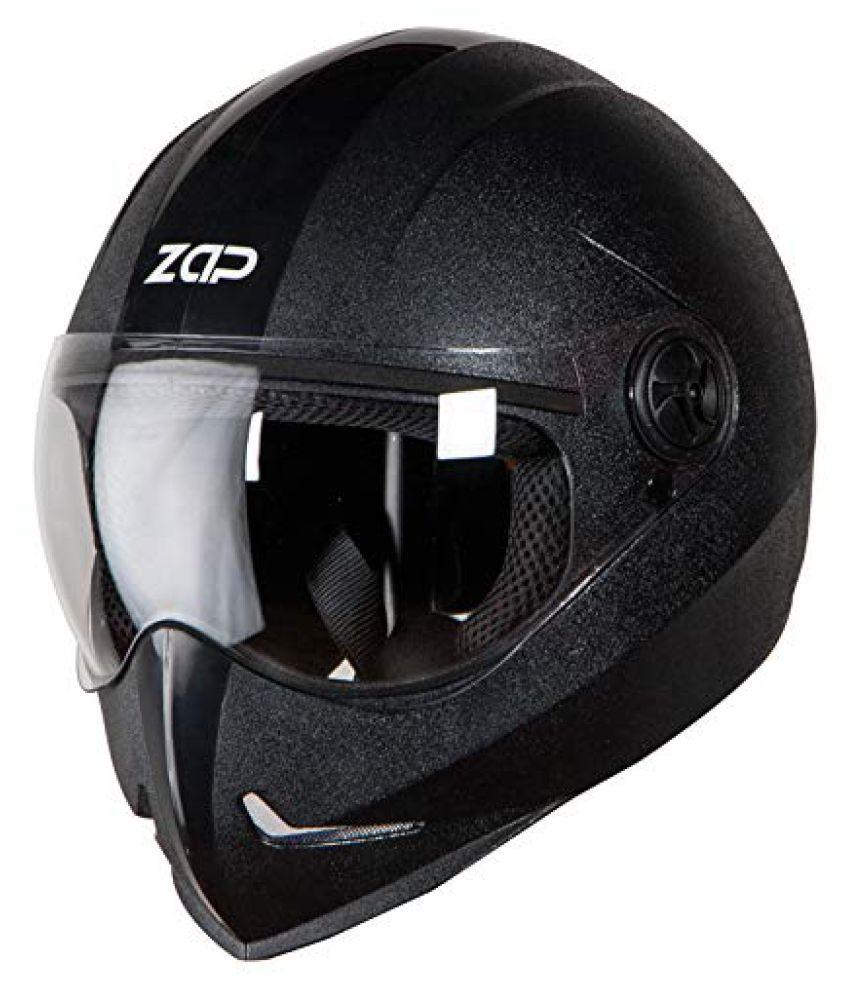 Steelbird SB-50 - Full Face Helmet Black L