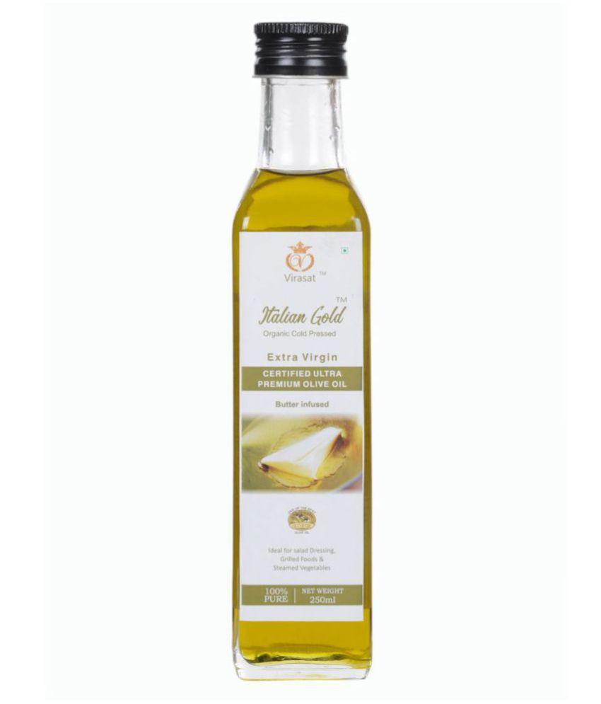 Italian gold Extra Virgin Olive Oil 250 ml