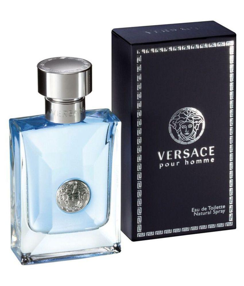 Versace Fragrances Eau De Toilette Edt Perfume Buy Online At Best