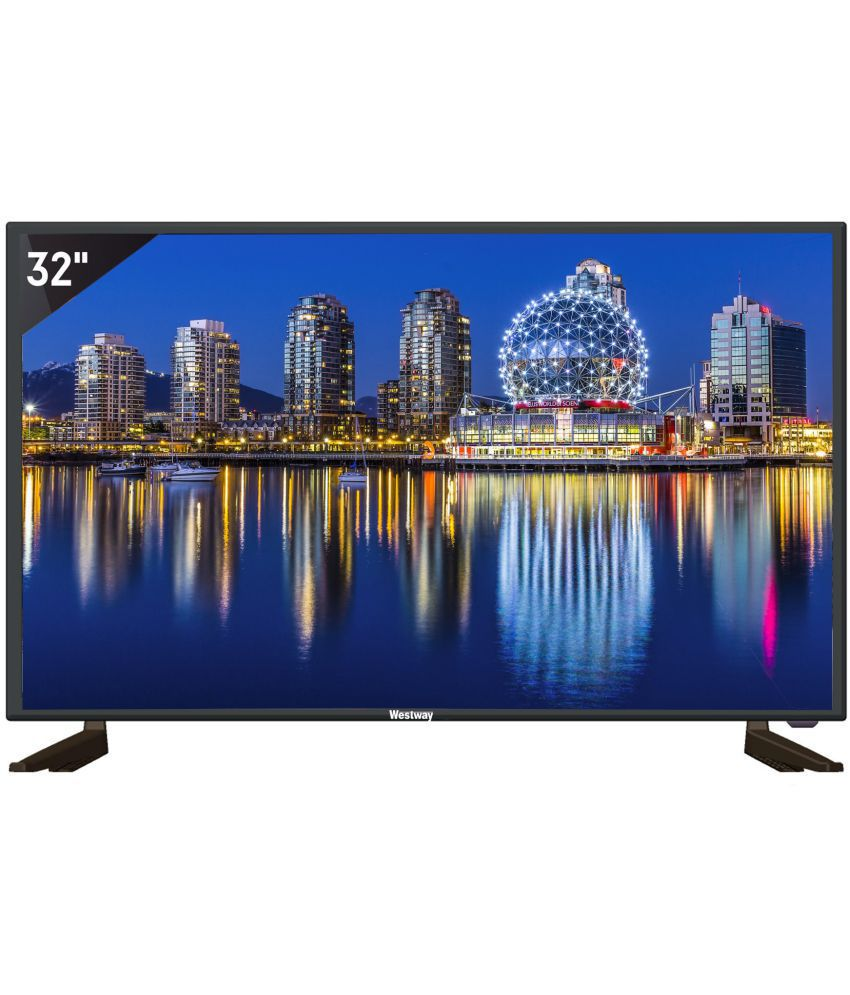 984fb423e3c Buy WESTWAY by Weston WEL-3200 80 cm (32) HD Ready LED TV Online at Best  Price in India - Snapdeal