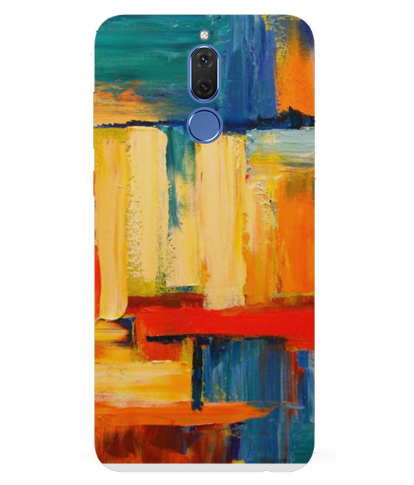 Huawei Mate 10 Lite Printed Cover By Motivatebox Printed designer back cover for your phone