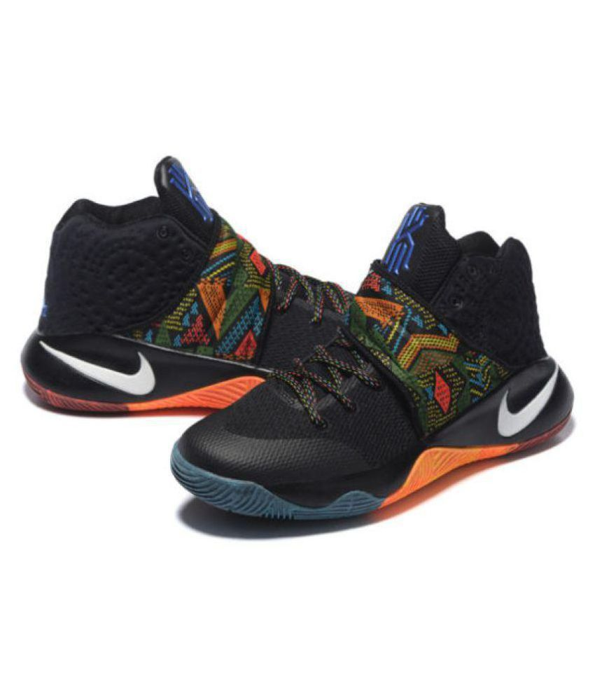 8cd717c3094 Nike kyrie 2 BHM Multi Color Basketball Shoes - Buy Nike kyrie 2 BHM ...