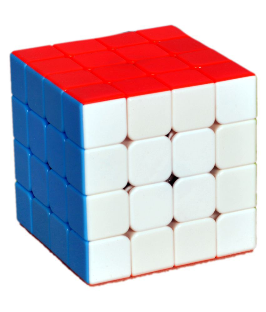 Wind Speed Rubik Cube Puzzle Completely Stickerless 4x4x4 (Train Your Brain) …