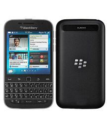 Blackberry Q20 NON CAMERA ( 16GB , 2 GB ) Black