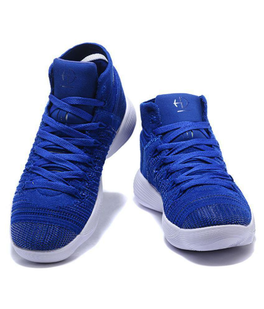 8435b938e3a4 ... promo code for nike hyperdunk 2018 flyknit blue basketball shoes 33d26  c7894