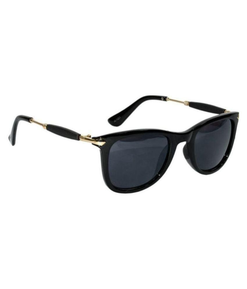 321e72a194 Ray Ban Avaitor Black Wayfarer Sunglasses ( 2148 black gold ) - Buy Ray Ban  Avaitor Black Wayfarer Sunglasses ( 2148 black gold ) Online at Low Price -  ...