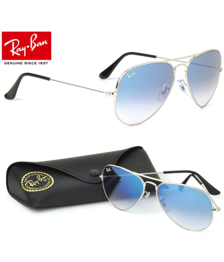 414abbd3797eb Ray Ban Avaitor Blue Aviator Sunglasses ( dghfdh ) - Buy Ray Ban Avaitor Blue  Aviator Sunglasses ( dghfdh ) Online at Low Price - Snapdeal