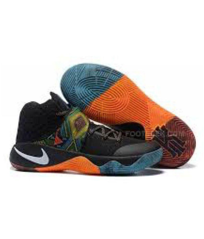 0b1bbf634bda Nike Kyrie 2 BHM Multi Color Black Basketball Shoes - Buy Nike Kyrie 2 BHM  Multi Color Black Basketball Shoes Online at Best Prices in India on  Snapdeal