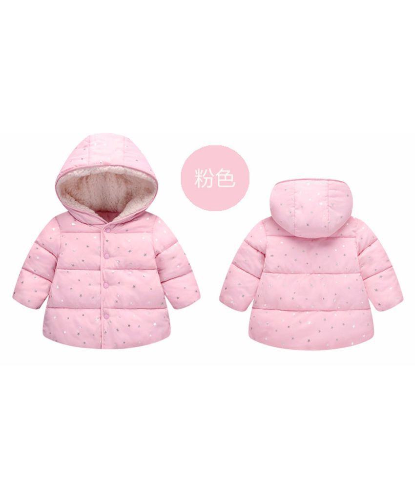 Kids Girls Boys Winter Coat Warm Children's Winter Jackets Cotton Infant Clothing Padded Jacket Clothes