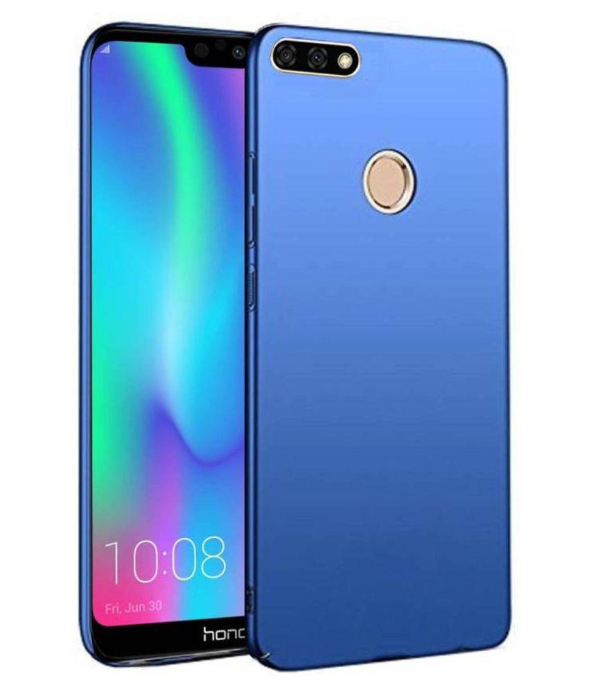 Honor 9N Plain Cases REGLET - Blue