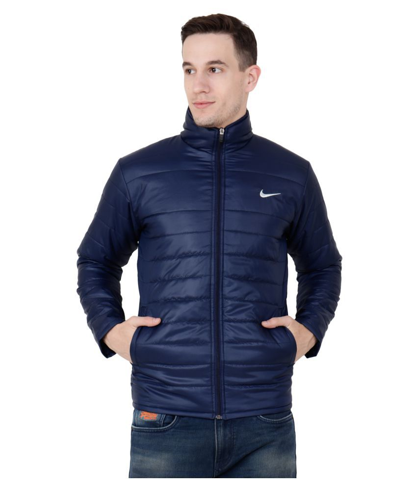 199d31830317 Nike Navy Puffer Jacket - Buy Nike Navy Puffer Jacket Online at Best Prices  in India on Snapdeal