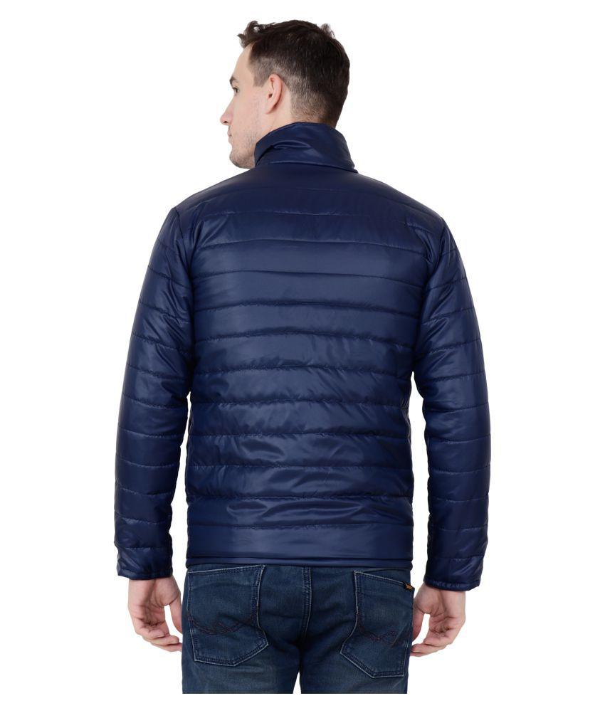 2729f261ef Nike Navy Puffer Jacket - Buy Nike Navy Puffer Jacket Online at Best ...