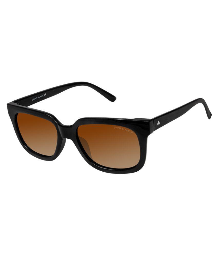 419c794980 David Blake Brown Wayfarer Sunglasses ( 8601 ) - Buy David Blake Brown Wayfarer  Sunglasses ( 8601 ) Online at Low Price - Snapdeal