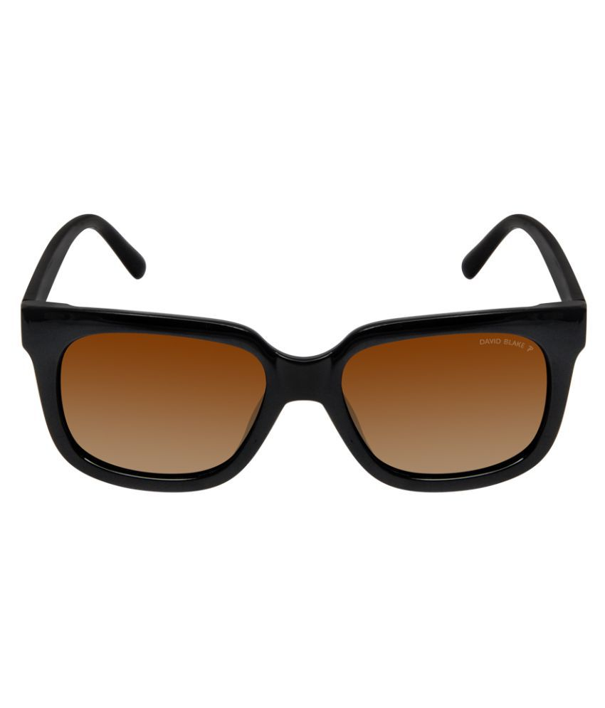 6b4c296961 David Blake Brown Wayfarer Sunglasses ( 8601 ) - Buy David Blake ...