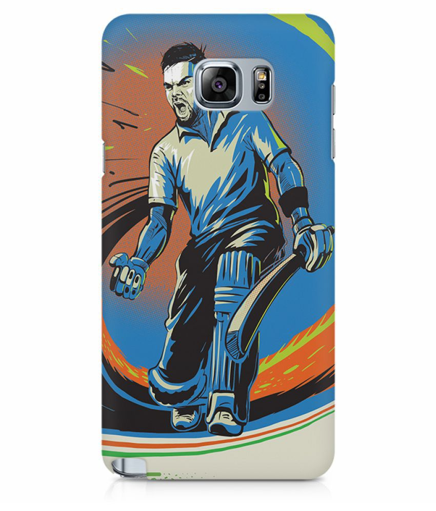 Samsung Galaxy Note 5 Printed Cover By Motivatebox Printed designer back cover for your phone
