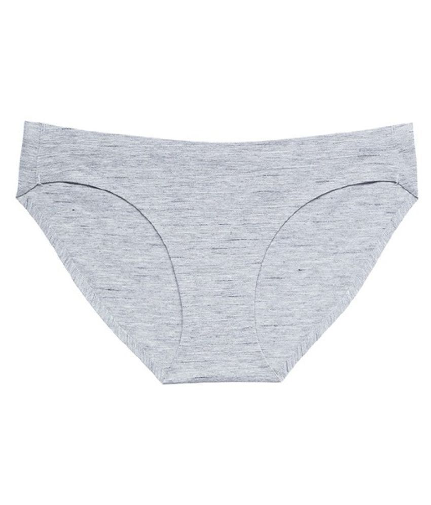 1f491df99 Buy WowObjects 1Pc Cotton bikini Women Breathable sexy Panties seamless  Comfort Underwear Plus size Online at Best Prices in India - Snapdeal