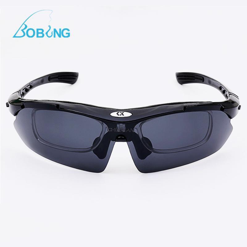 9eb41487203 BOBING Fishing Polarized Sunglasses Men Women Sport Gafas Anti-UV Glasses  Driving Cycling Pesca Fishing ...