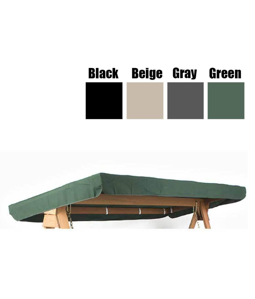 3 SEATER Replacement Canopy Spare Cover for Garden Swing Hammock Seat Sun Shade ...  sc 1 st  Snapdeal & 3 SEATER Replacement Canopy Spare Cover for Garden Swing Hammock ...