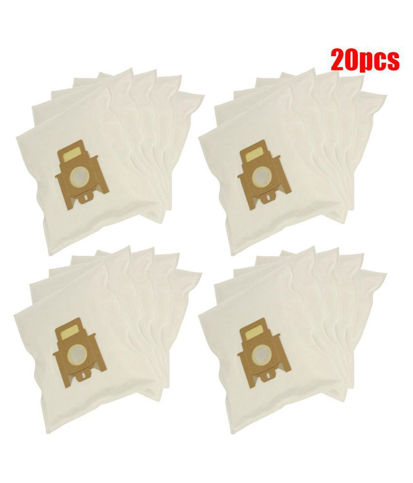20 Dust Bags Filters Vacuum Cleaner for Miele FJM