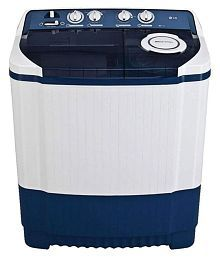 LG 8 Kg P9037R3SM Semi Automatic Semi Automatic Top Load Washing Machine