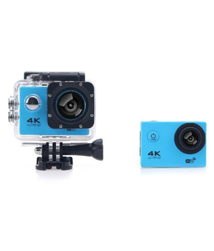 Waterproof 30m 4K Wifi HD 1080P Ultra Sports Action Camera DVR Helmet Camcorder
