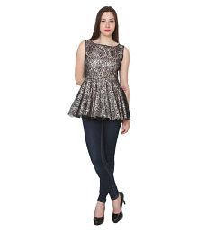 544ac6a7a79157 Net Tops for Women  Buy Net Tops for Women Online at Low Prices on ...
