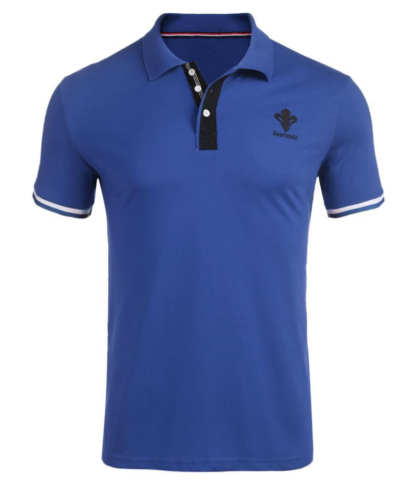 Generic Blue T-Shirt