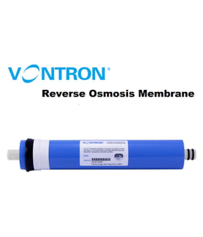 Golden Surge Vontron RO Membrane 75GPD 10 -12 Ltr per Hour Filter