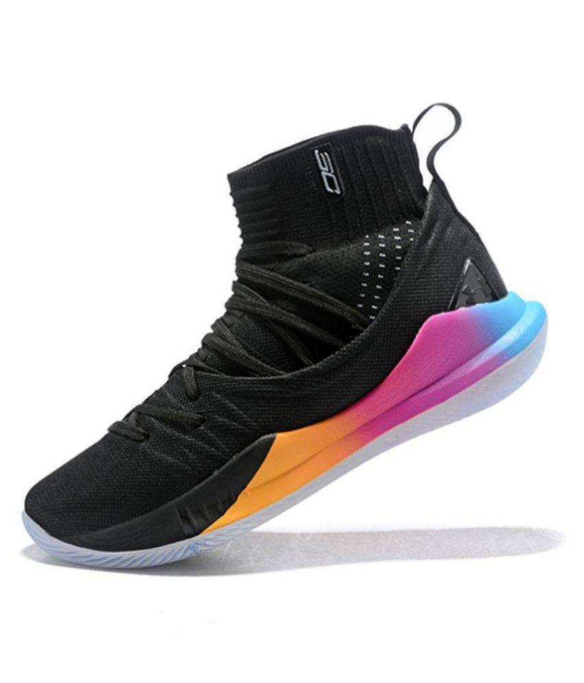 buy popular 06b6d 2911a Under Armour Multi Color Basketball Shoes ...