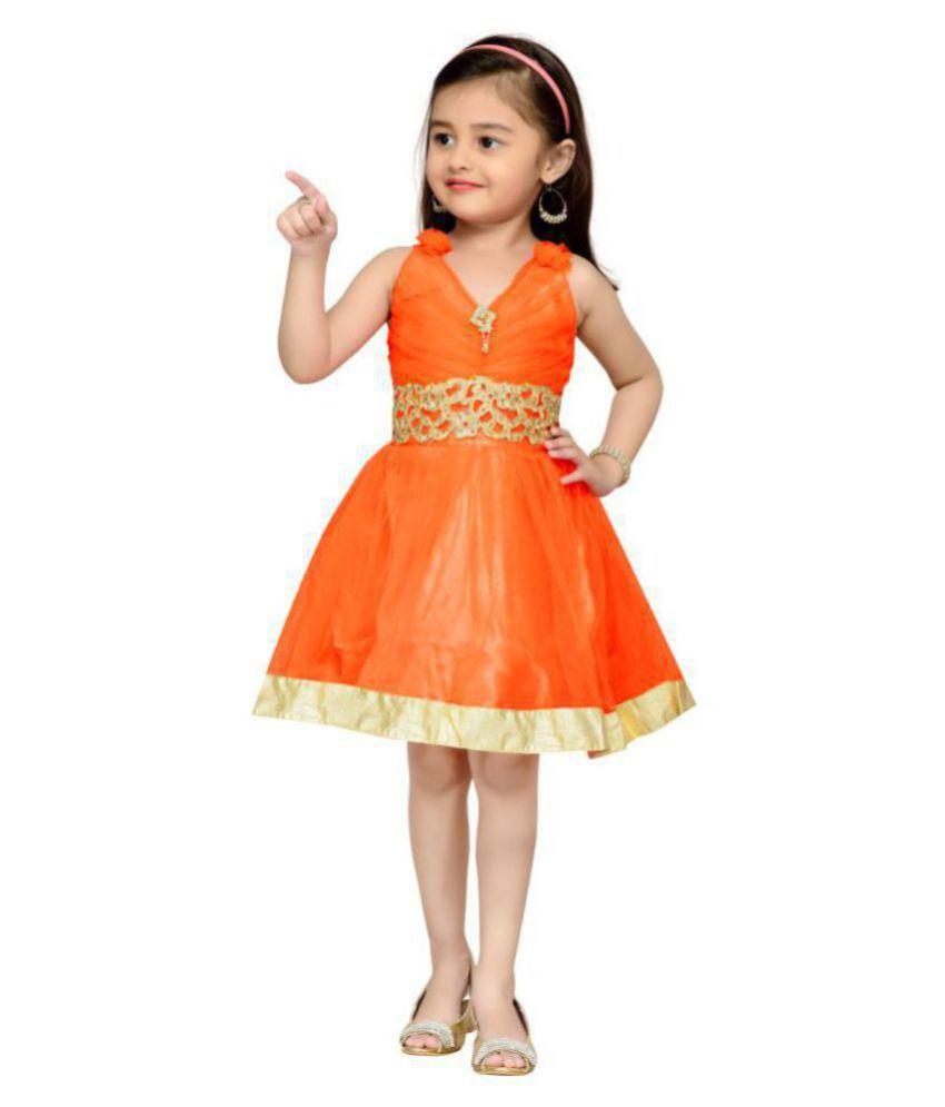 fdb7443a2ff1 Adiva Girl s Party Wear Frock - Buy Adiva Girl s Party Wear Frock ...