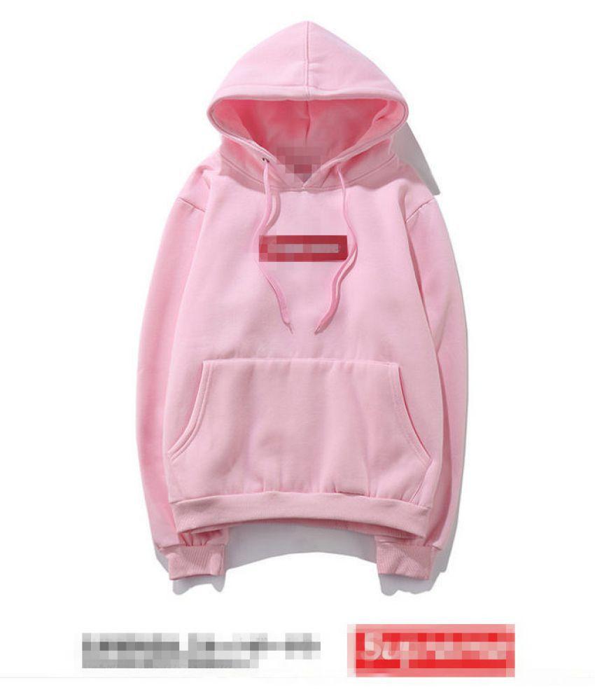 Menpro Pink Full Sleeve T-Shirt Pack of 1