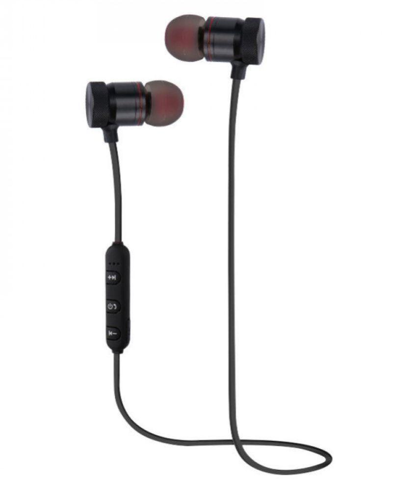 411659776286ed ... Khulja Simsim Sports Magnetic In Ear Wireless Earphones With Mic