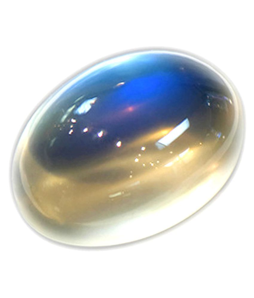 Natural Blue Moonstone Gemstone for Astrological Purpose & Jewelry