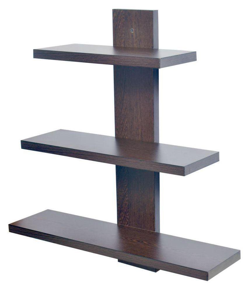 anikaa amara multipurpose wooden wall floating shelves showcase rh snapdeal com