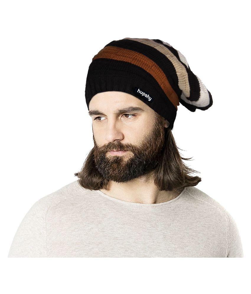 Hupshy Multi Wool Caps