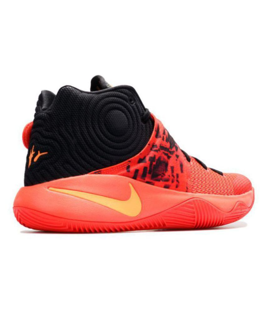 purchase cheap e1651 7f1bd ... Nike KYRIE 2 EYBL RED Red Basketball Shoes ...