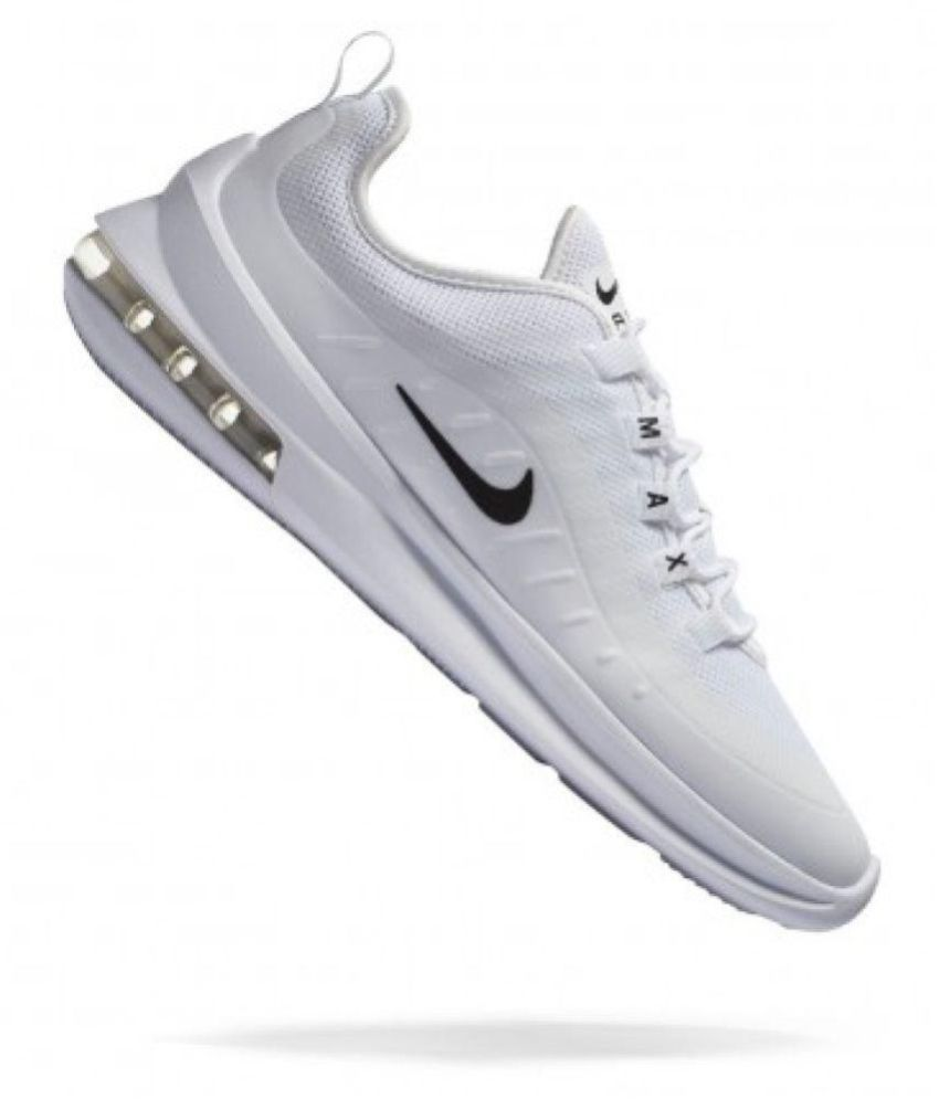 21f45c99f Nike White Running Shoes - Buy Nike White Running Shoes Online at Best  Prices in India on Snapdeal
