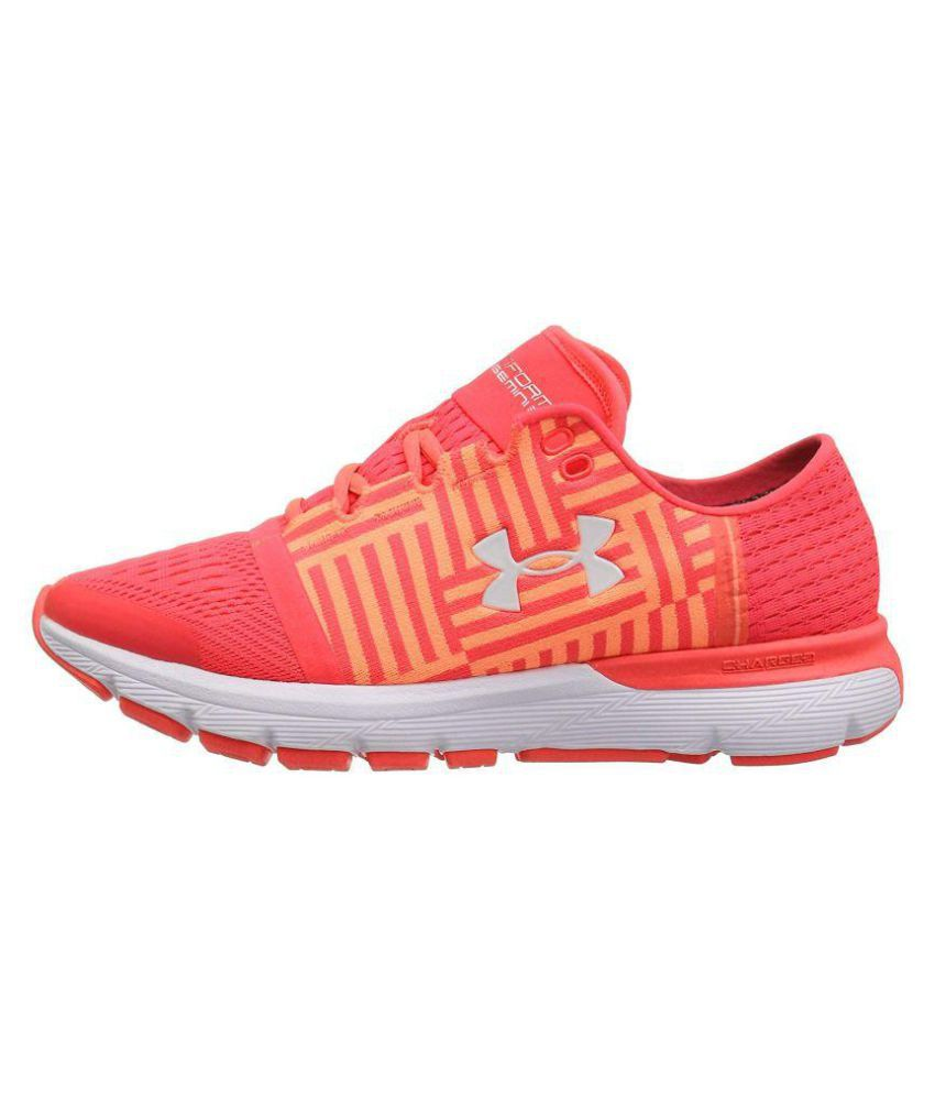 44873fe5d Under Armour Pink Running Shoes Price in India- Buy Under Armour Pink  Running Shoes Online at Snapdeal