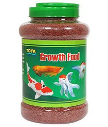 TOYA GROWTH Shrimp 750 g Dry Fish Food