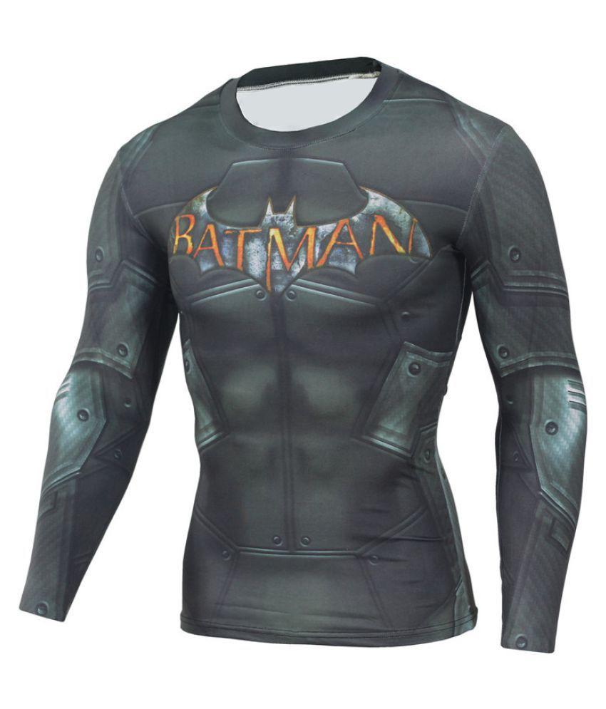 Menpro Grey Full Sleeve T-Shirt Pack of 1