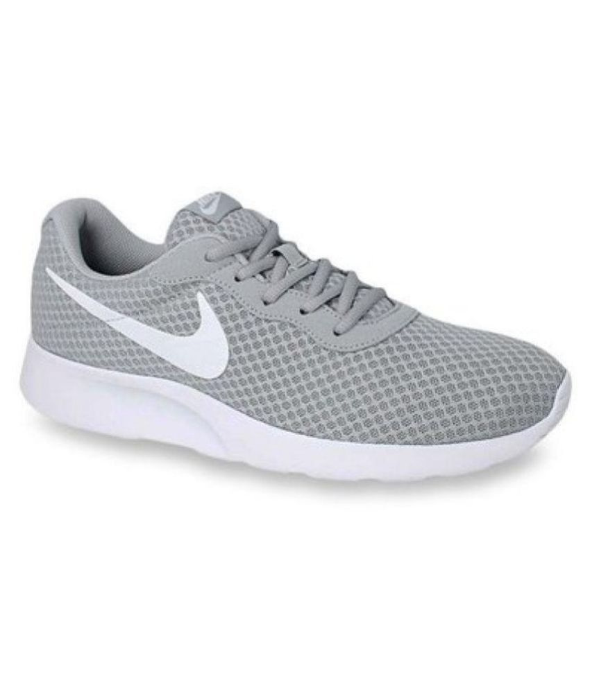 c9e3d7802474 Nike Grey Running Shoes - Buy Nike Grey Running Shoes Online at Best Prices  in India on Snapdeal